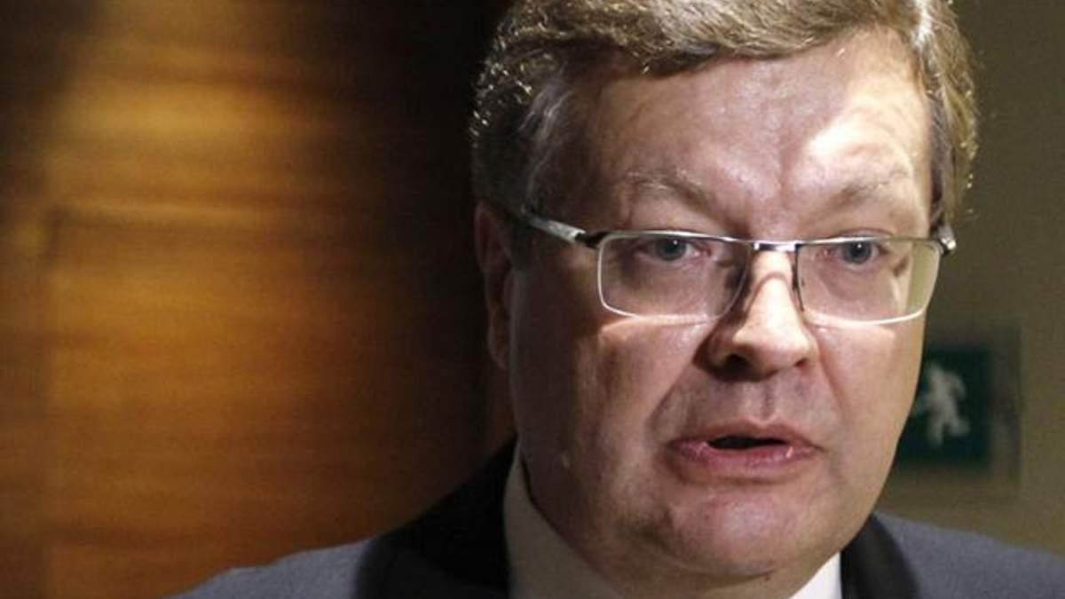 Грищенко поїде на інтронізацію Папи Римського Франциска