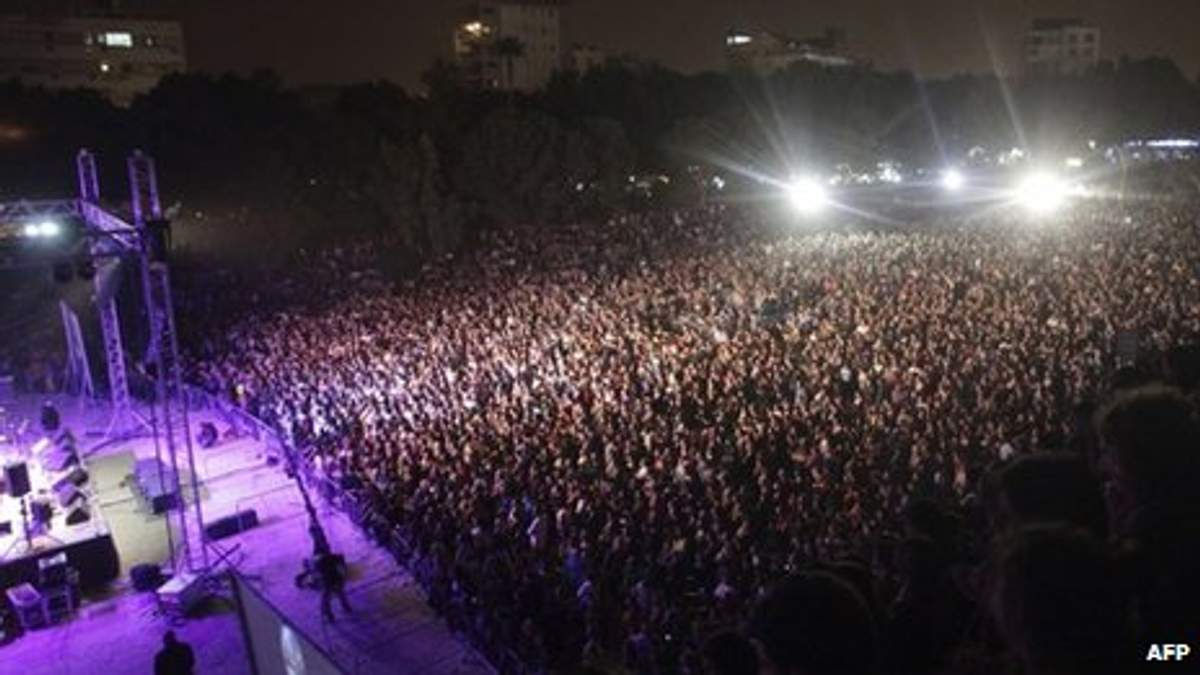 Кіпр зібрав харчі для своїх найбідніших громадян завдяки мегаконцерту