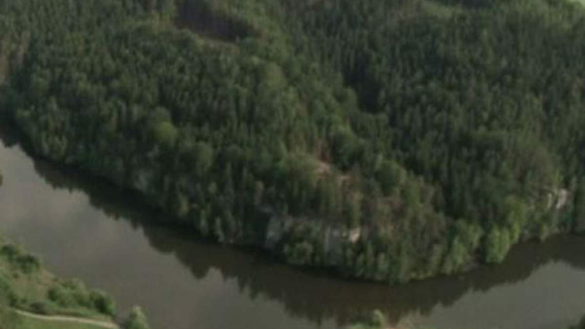 """Наймальовничіший район Чехії під назвою """"рай"""""""