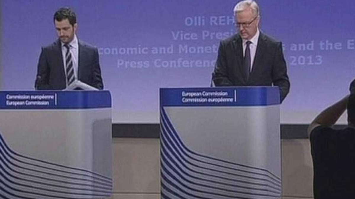 Словения и Испания - самые проблемные члены Евросоюза