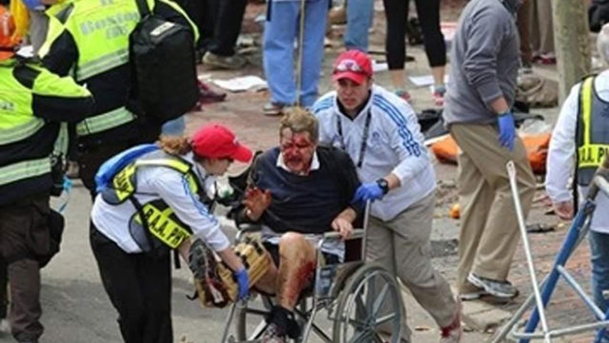 Вибухи на марафоні у Бостоні офіційно названо терактом