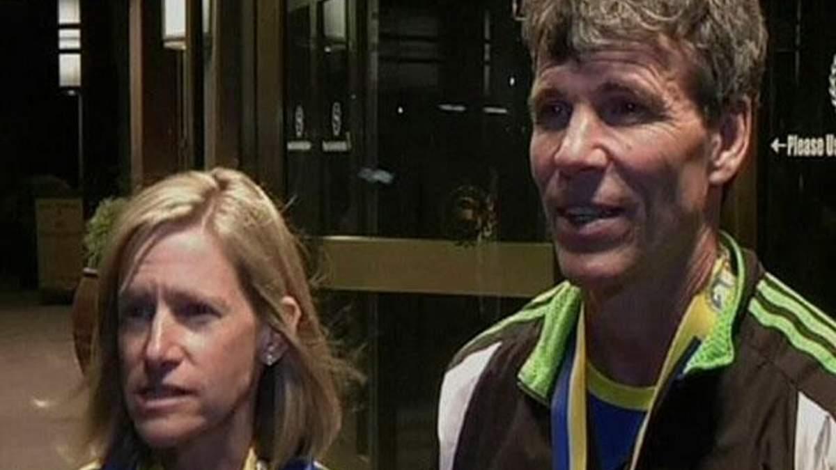 Коментарі учасників марафону у Бостоні (Відео)