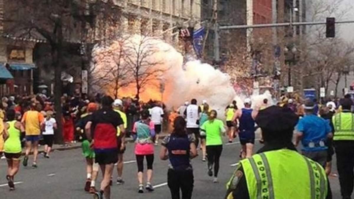 Теракт у Бостоні