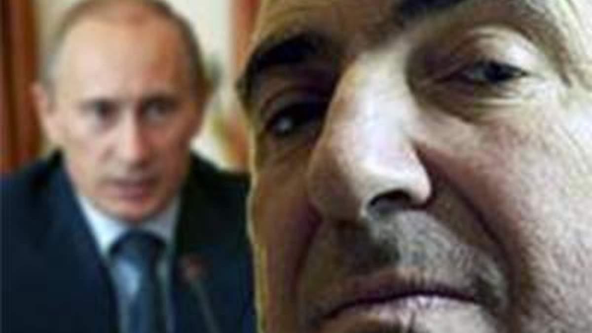 Путін отримував від Березовського два листи