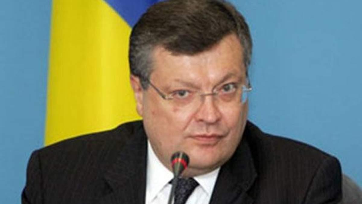 Грищенко заспокоює, що статус піратської країни Україна матиме недовго