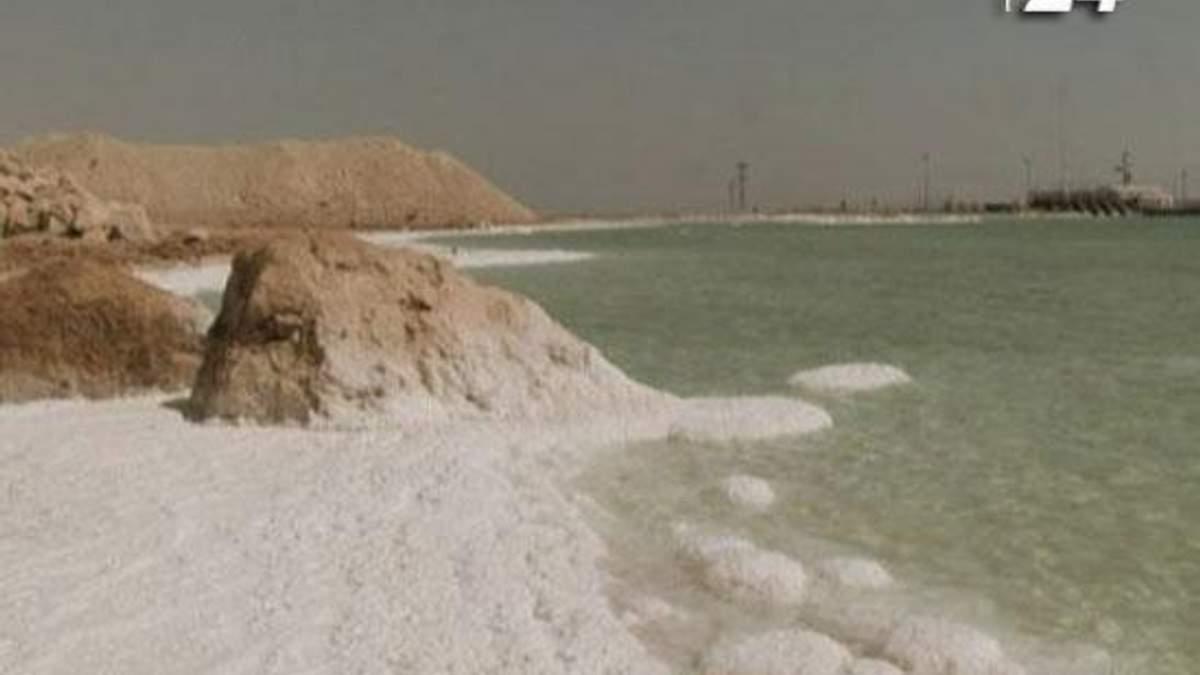 Мертве море - унікальна лікувальна водойма