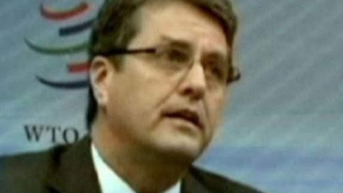 Новим главою СОТ став бразилець Роберто Азеведо