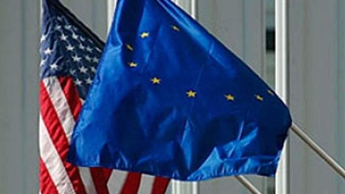 Посли США та Євросоюзу відвідають Тимошенко