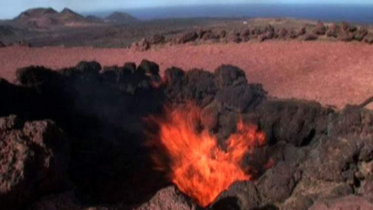 Лансароте - испанский огненный остров