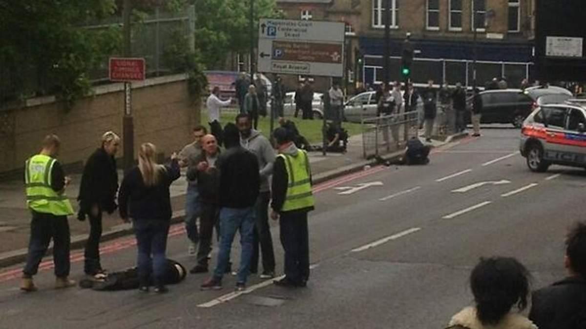 Британская полиция подозревает, что перестрелка в Лондоне - теракт