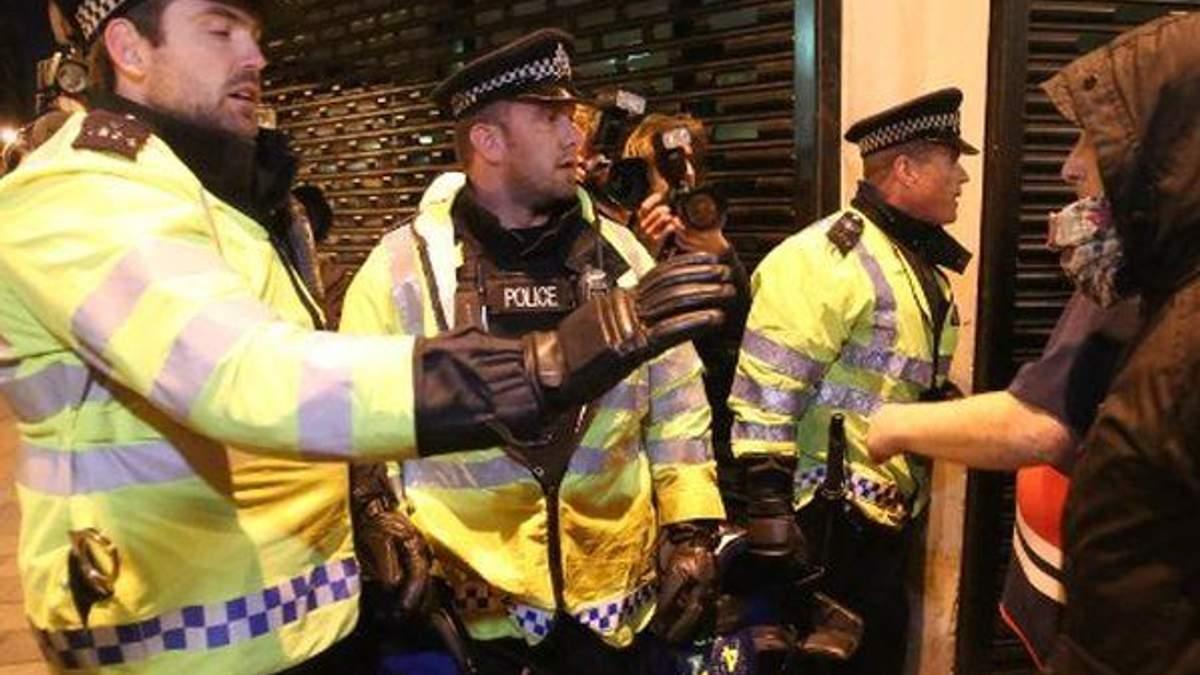В Лондоне мстят за убийство военного: на мусульман напали уже 160 раз