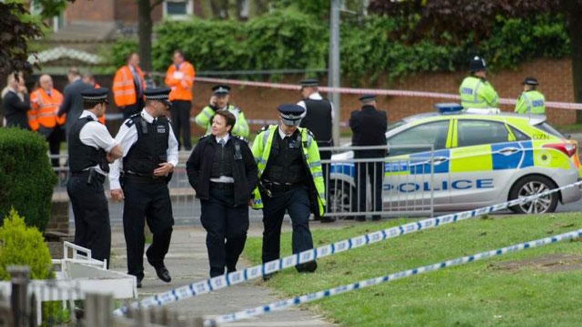 Трех арестованных за убийства в Лондоне отпустили под залог