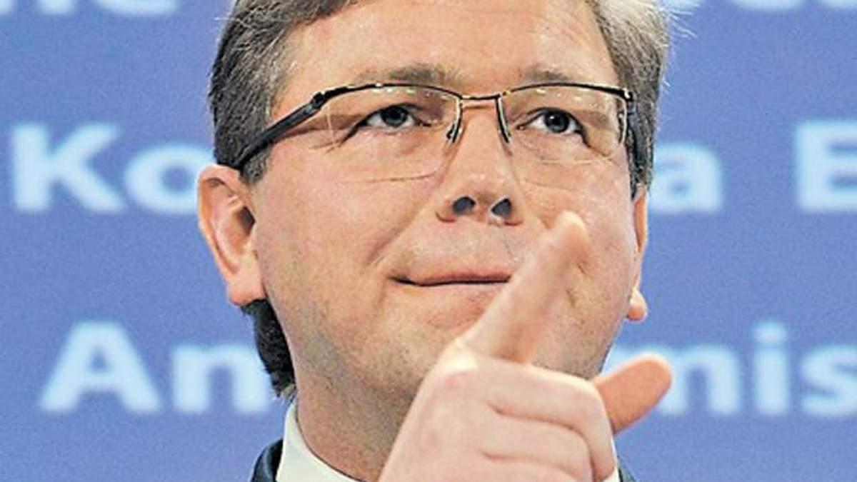 Фюле: Україна сама обиратиме кращий шлях, як підтримувати ГТС
