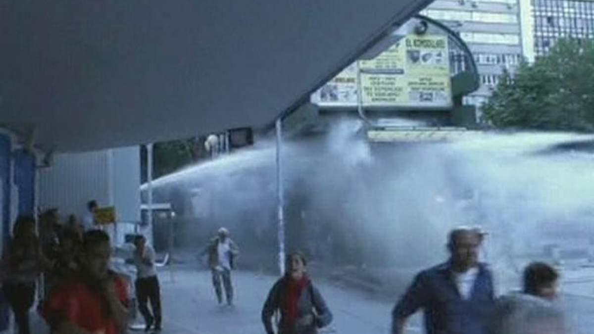 МИД советует украинцам не гулять в центре Стамбула