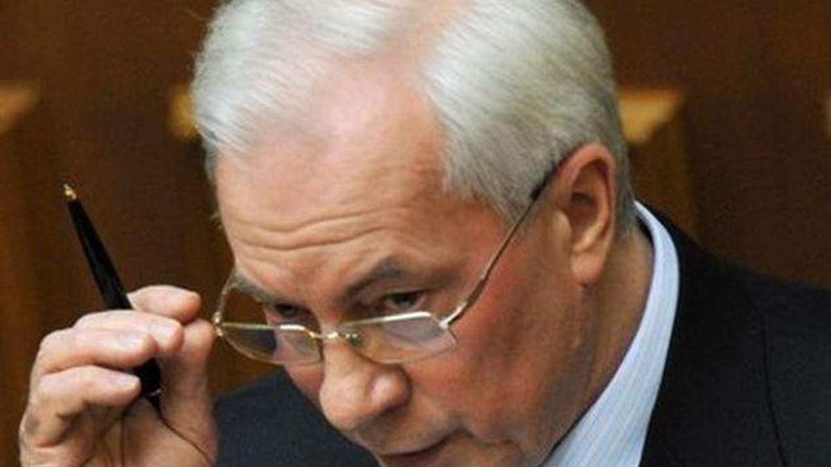 Азаров: Налоги в Украине будут только уменьшаться