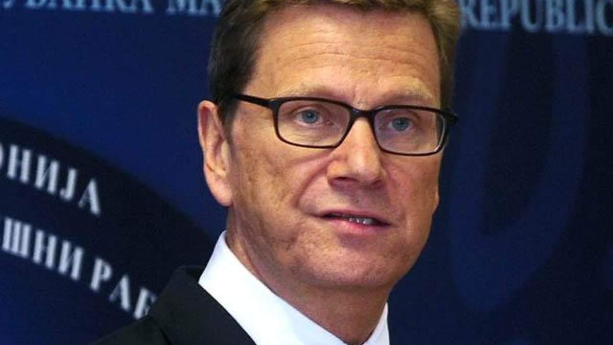 Тимошенко має право на чесне правосуддя і на належне лікування , - голова МЗС Німеччини