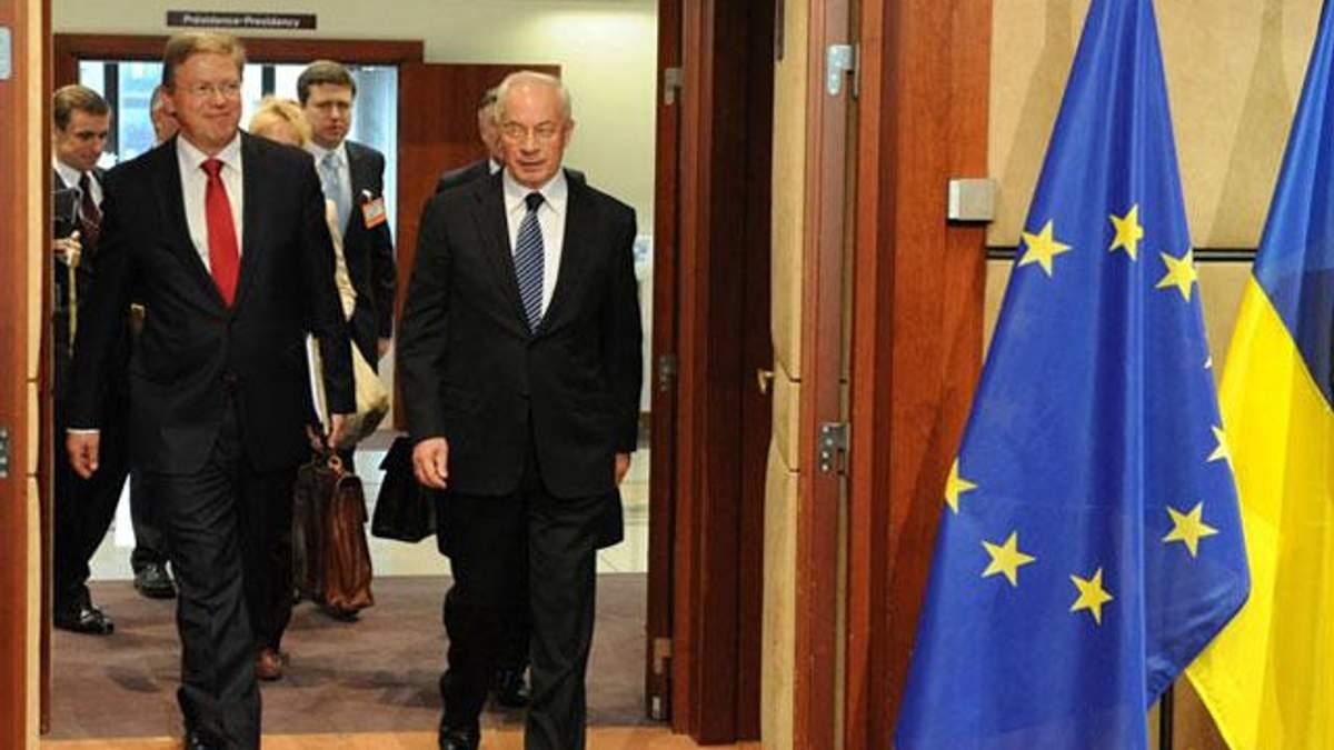 Для зближення з ЄС Україна погодилася змінити кілька законів