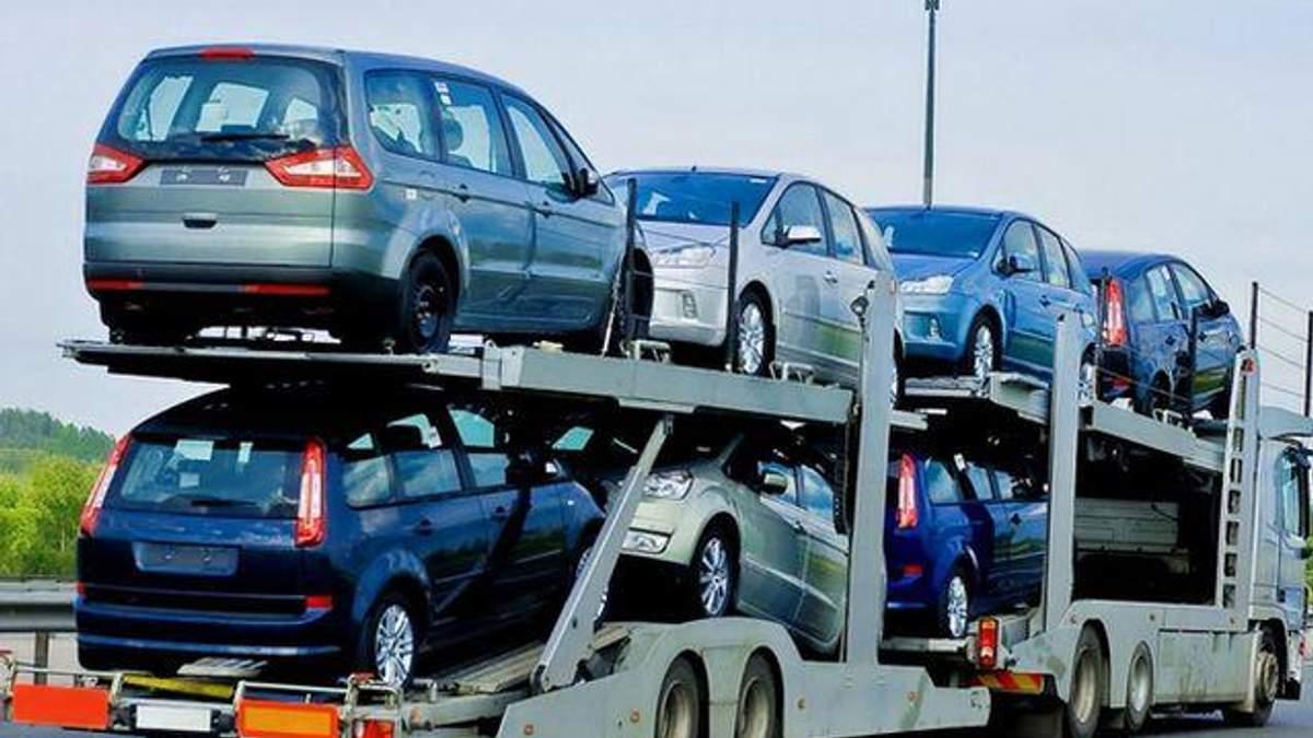 Год потрясений для автомобильного рынка Украины