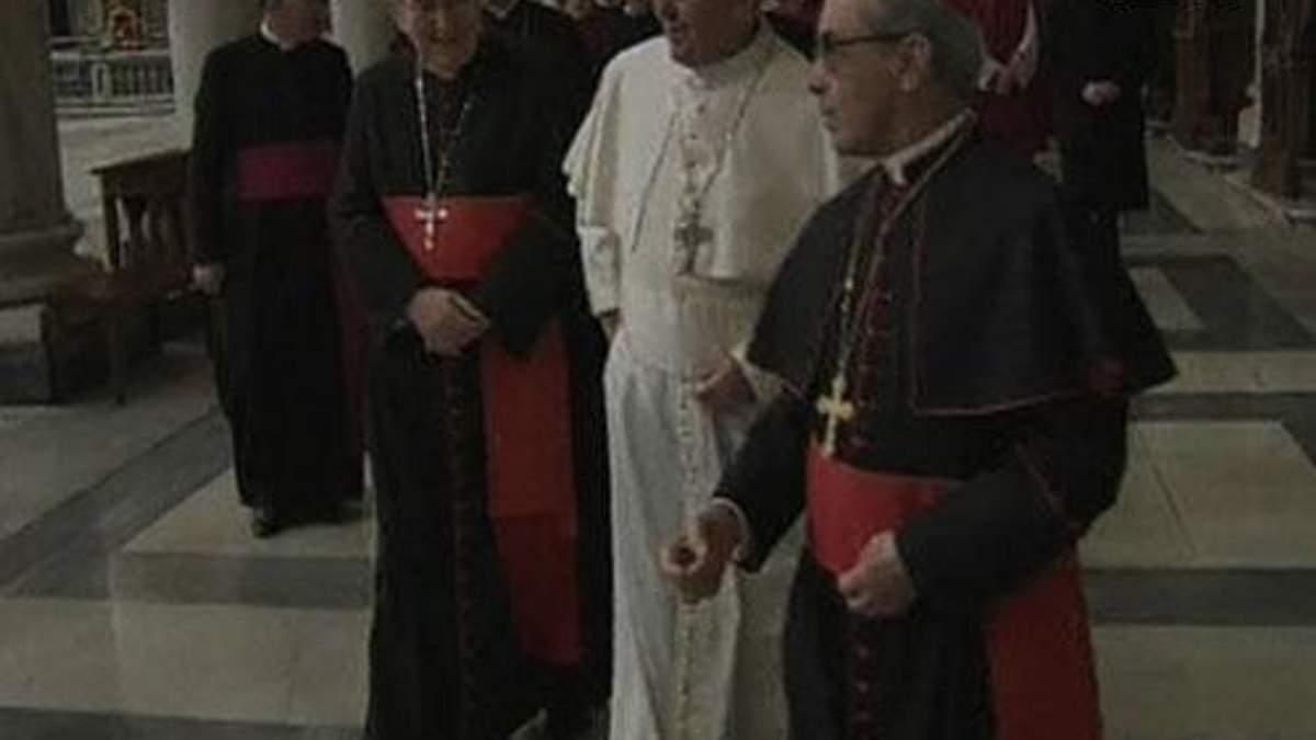Діяльність Банку Ватикану перевірить спеціальна комісія