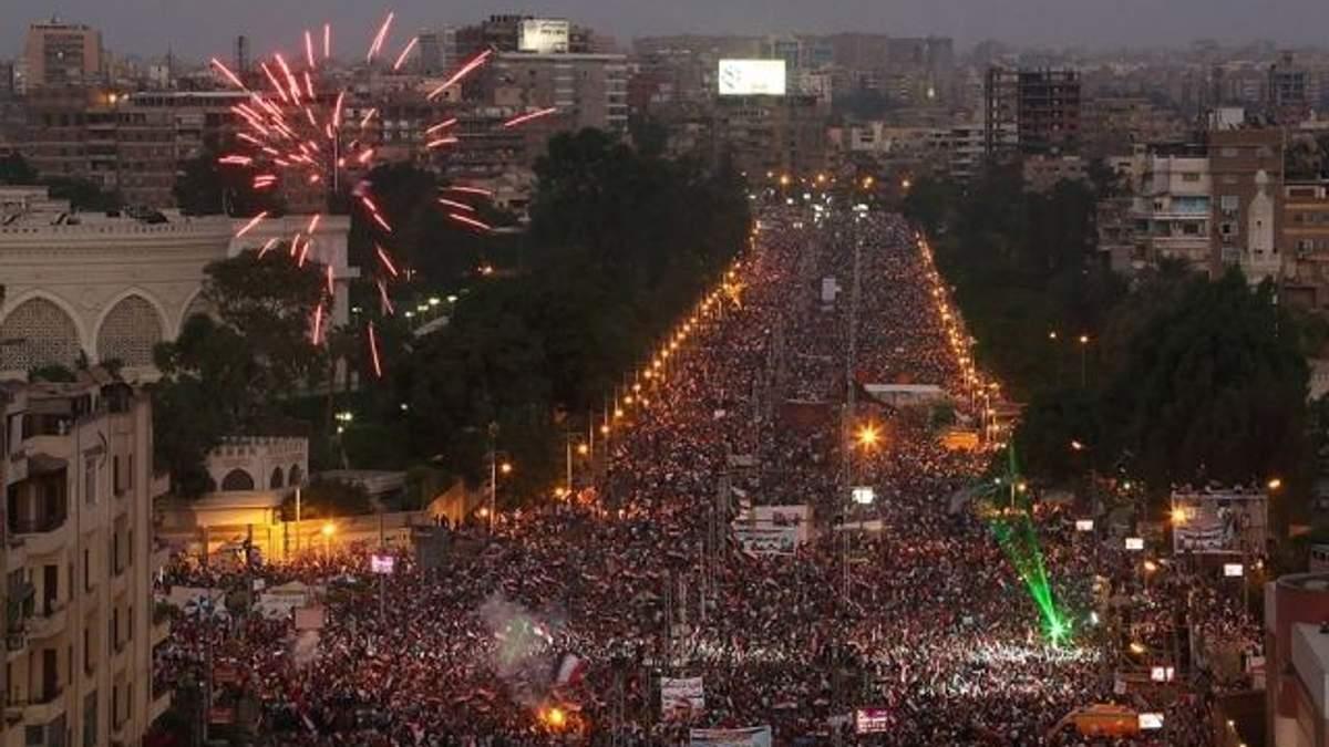 Що відбулося в Єгипті: детальна хроніка останніх днів
