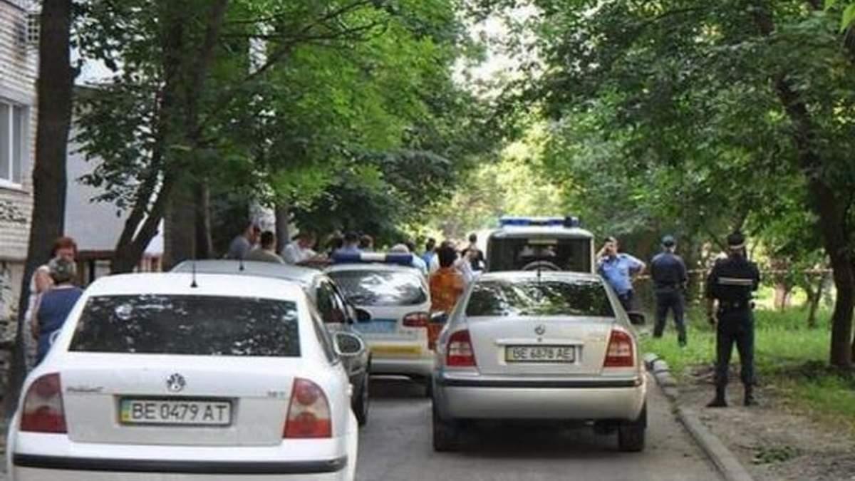 Міліція знайшла труп таксиста, машину якого забрали нападники на інкасаторів