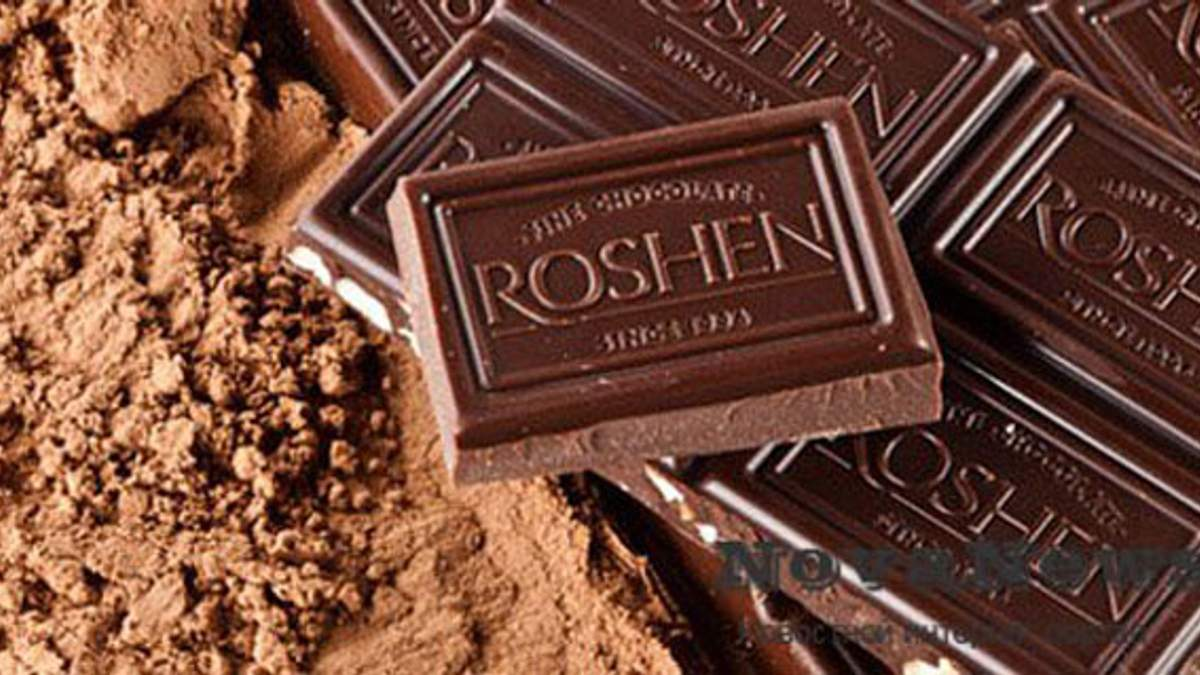 "Шоколад ""Рошен"""