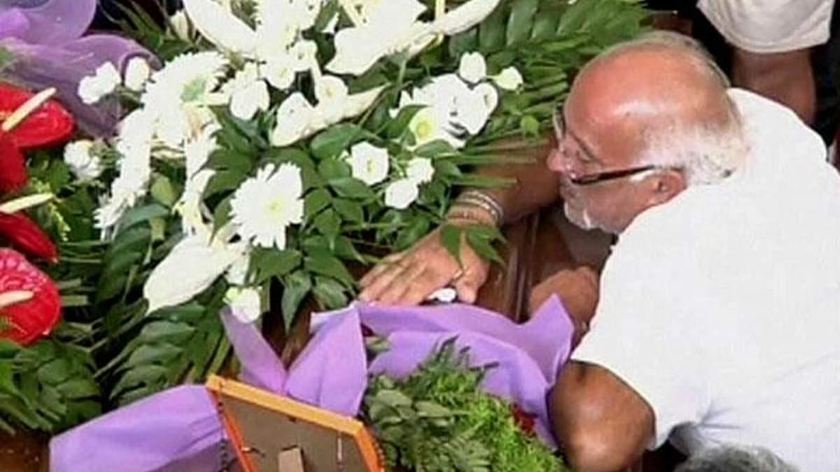 В Италии простились с погибшими в масштабной автокатастрофе