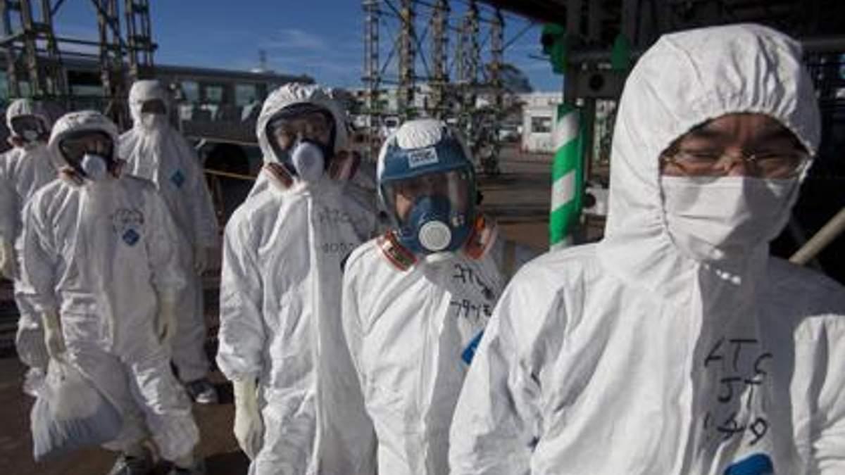 """Радиоактивная вода из """"Фукусимы"""" выливается в Тихий океан"""