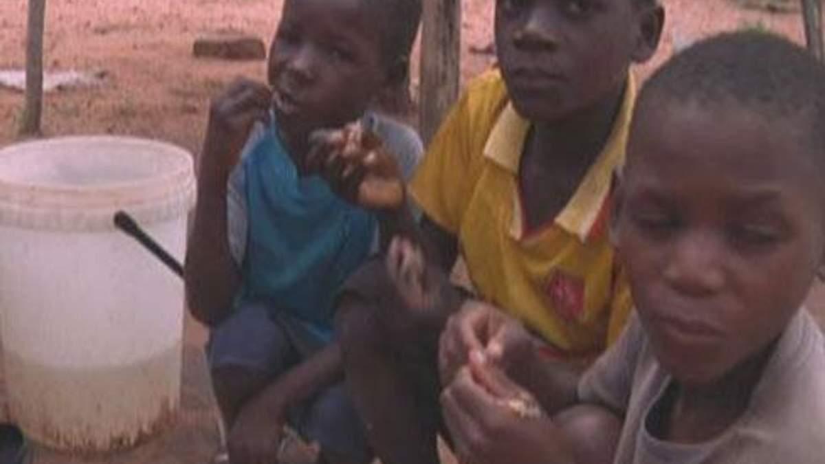Богатство и бедность Африки: Зимбабве