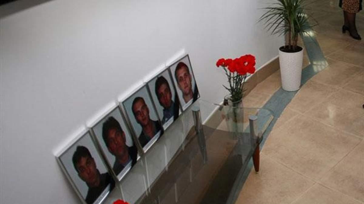 """В Горловке похоронили последнюю жертву взрыва на """"Стирол"""""""