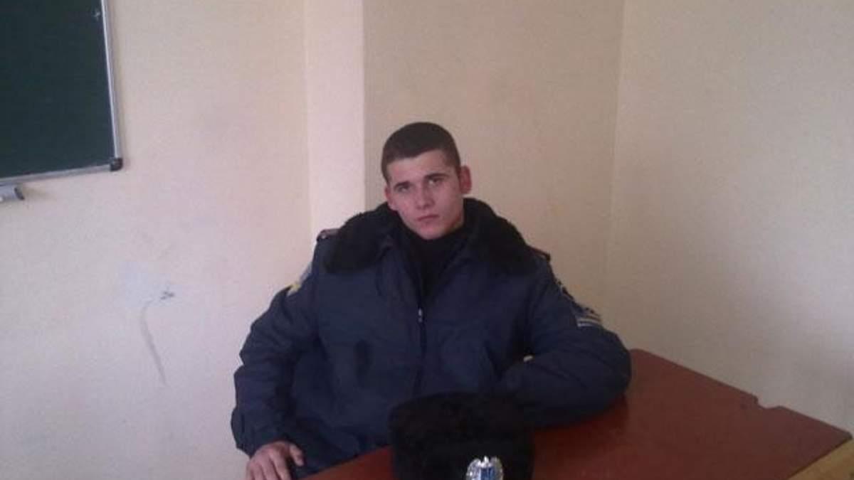Дмитро Поліщук