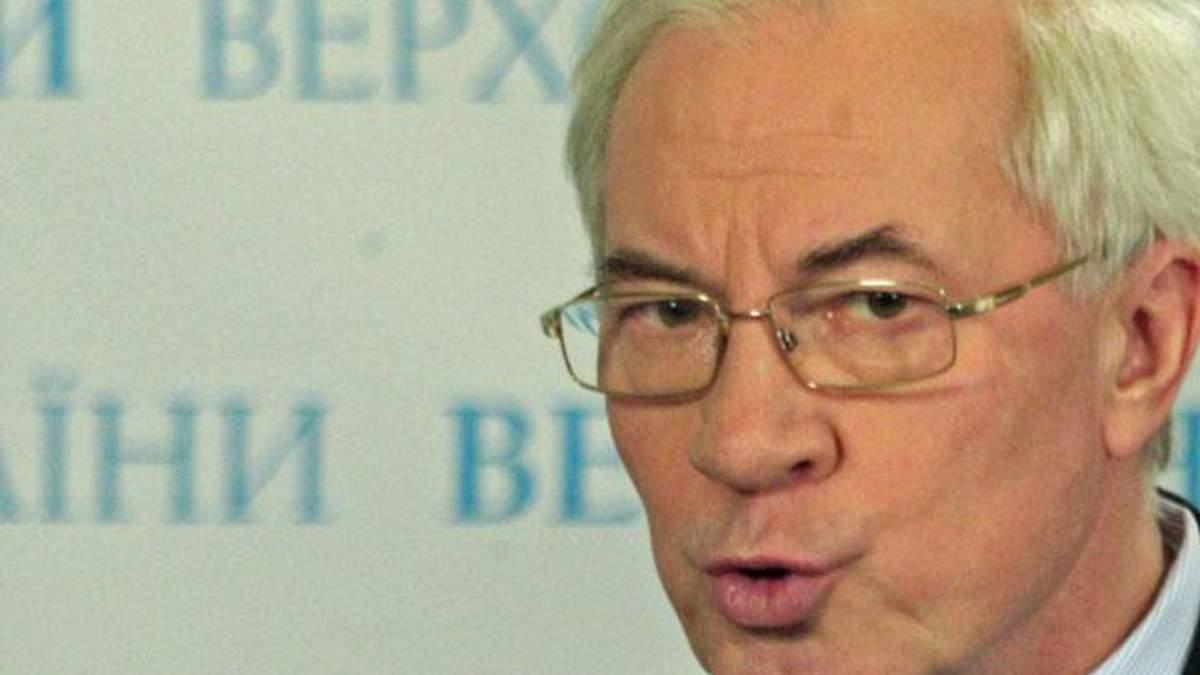 Азаров нарешті доручив уряду розібратися з проблемою ввезення української продукції до Росії