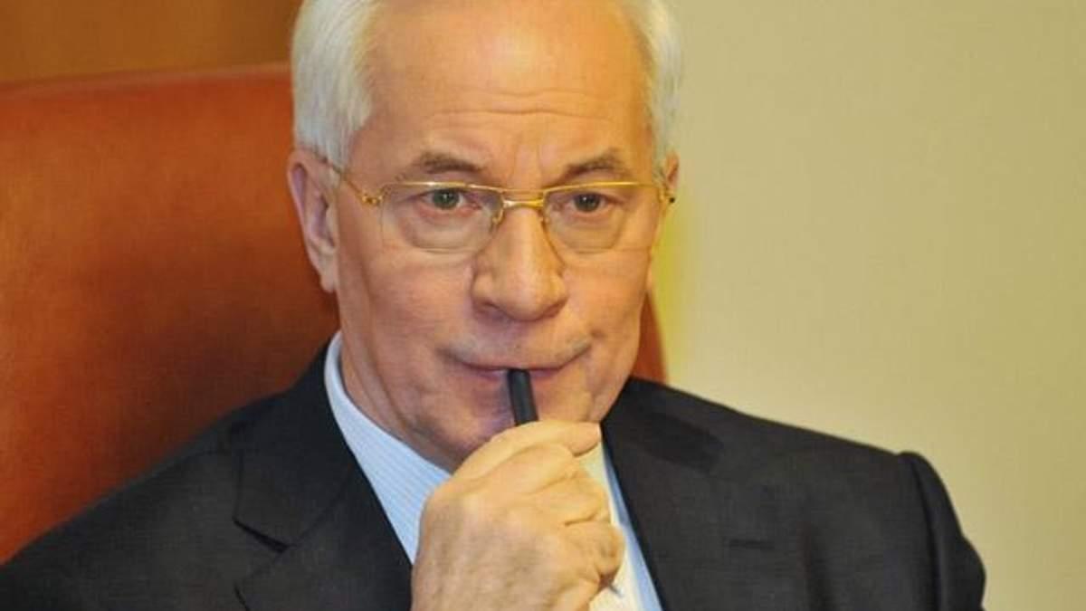 Азаров дав час на пропозиції врегулювання торгової війни з Росією до понеділка