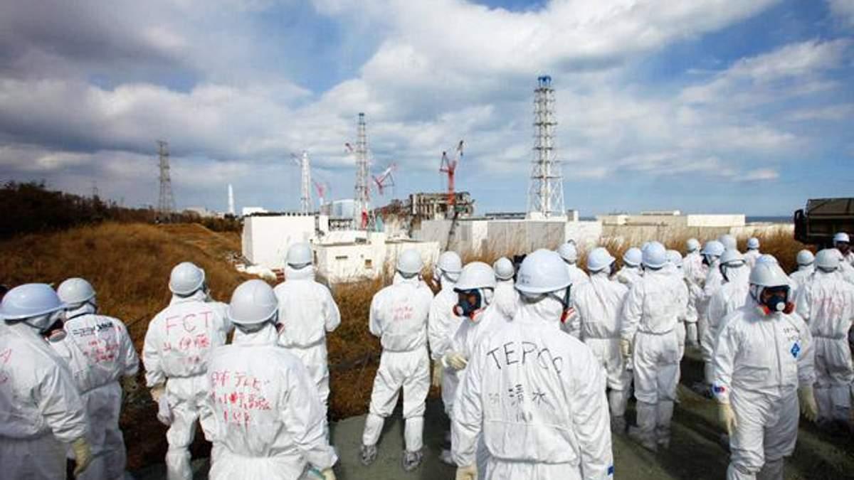 """С """"Фукусимы"""" в море вылилось 300 тонн радиоактивной воды"""
