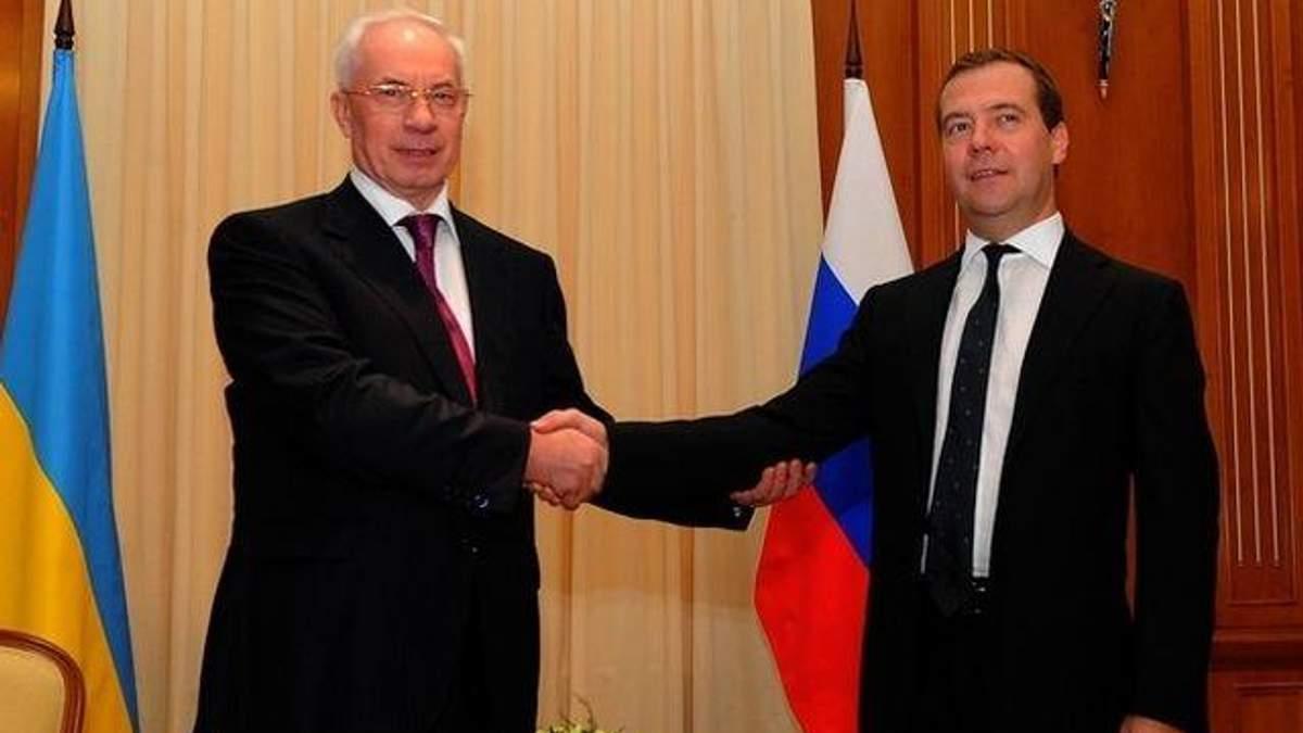 Україна розробить механізми взаємодії з Митним союзом, – Азаров