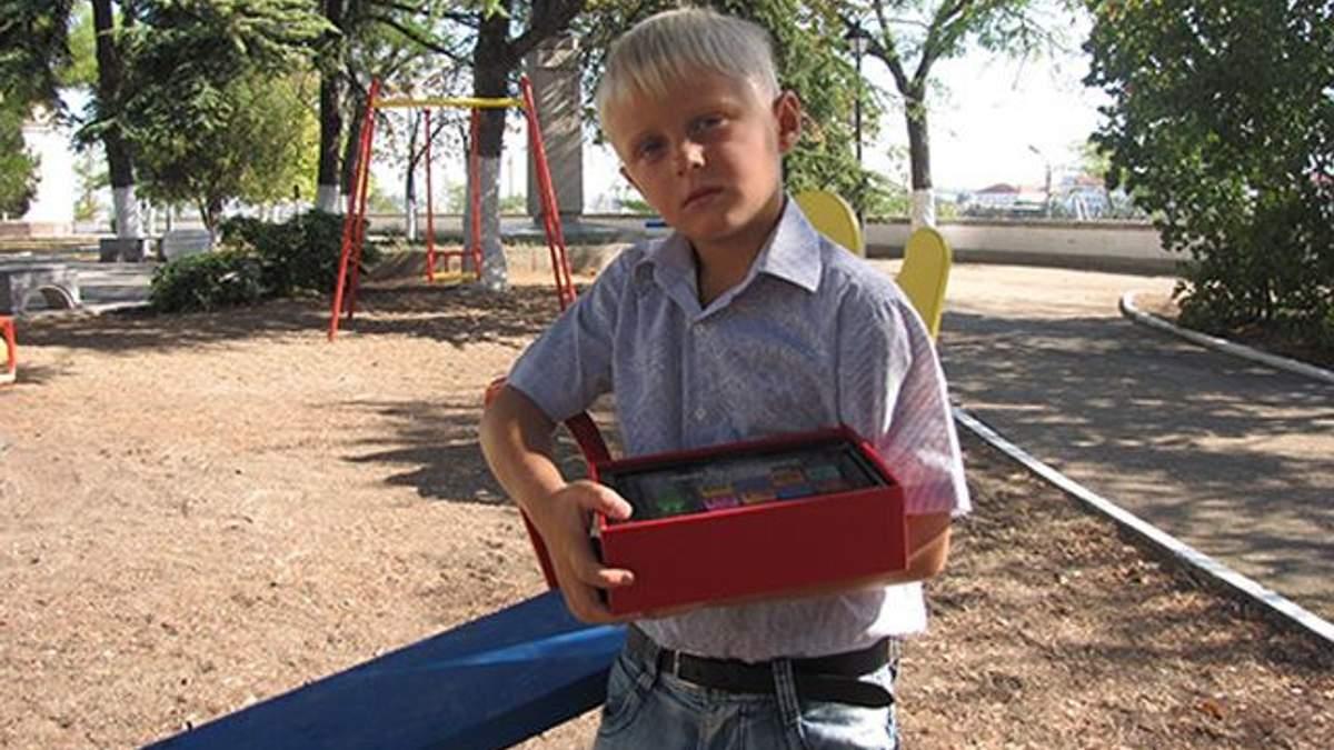 6-річний хлопчик врятував життя іншій дитині