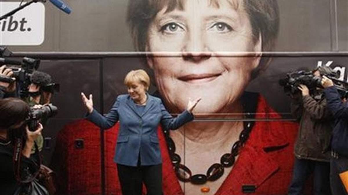 Революціонерка Меркель