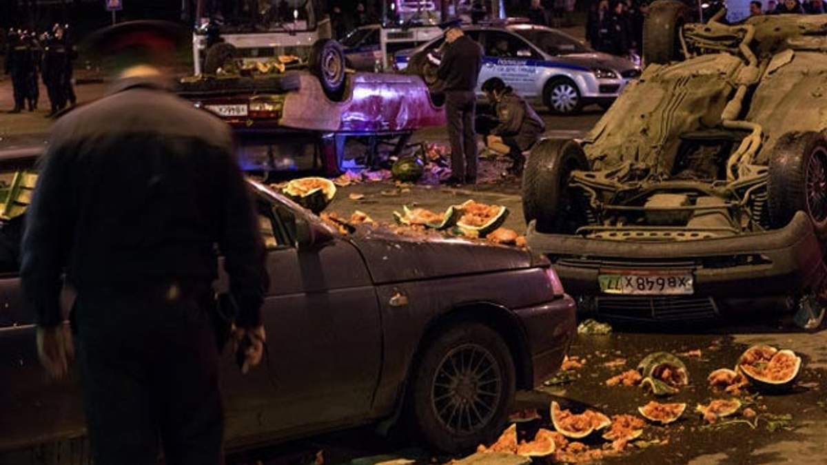 Українця арештували у Москві за безлади в Бірюльово