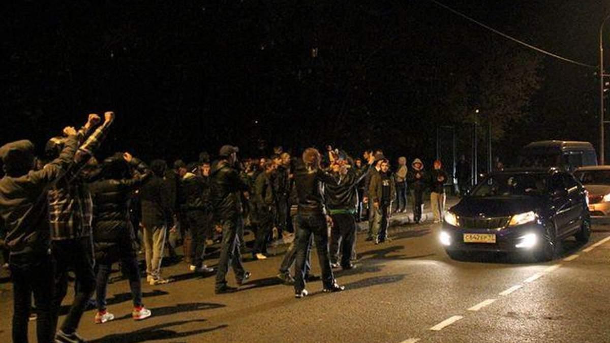 У МЗС України кажуть, що затриманий у Москві студент - не українець