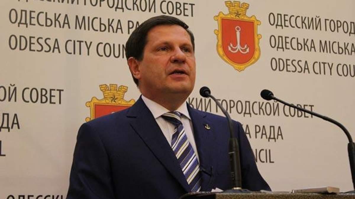 Костусєв скликав на понеділок сесію в міськраді