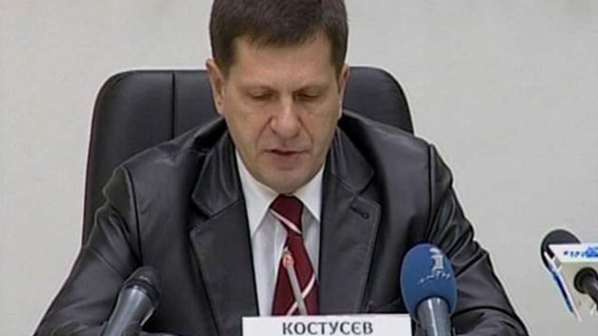 Городской совет Одессы принял отставку мэра