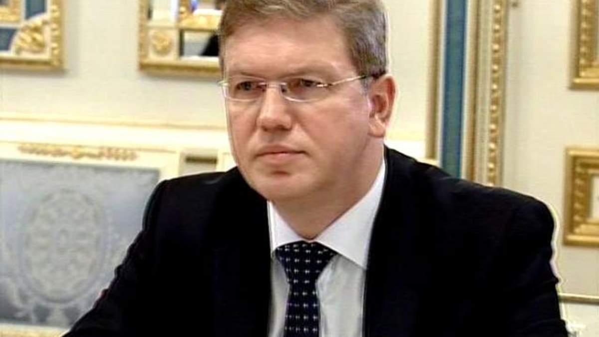 Еврокомиссар Фюле сегодня прибудет в Киев