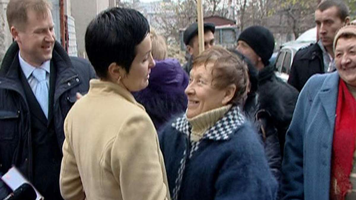 Жители Врадиевки требуют пожизненного для обидчиков Крашковой