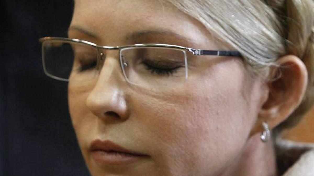 Якщо маму не звільнять - вона помре, – Євгенія Тимошенко