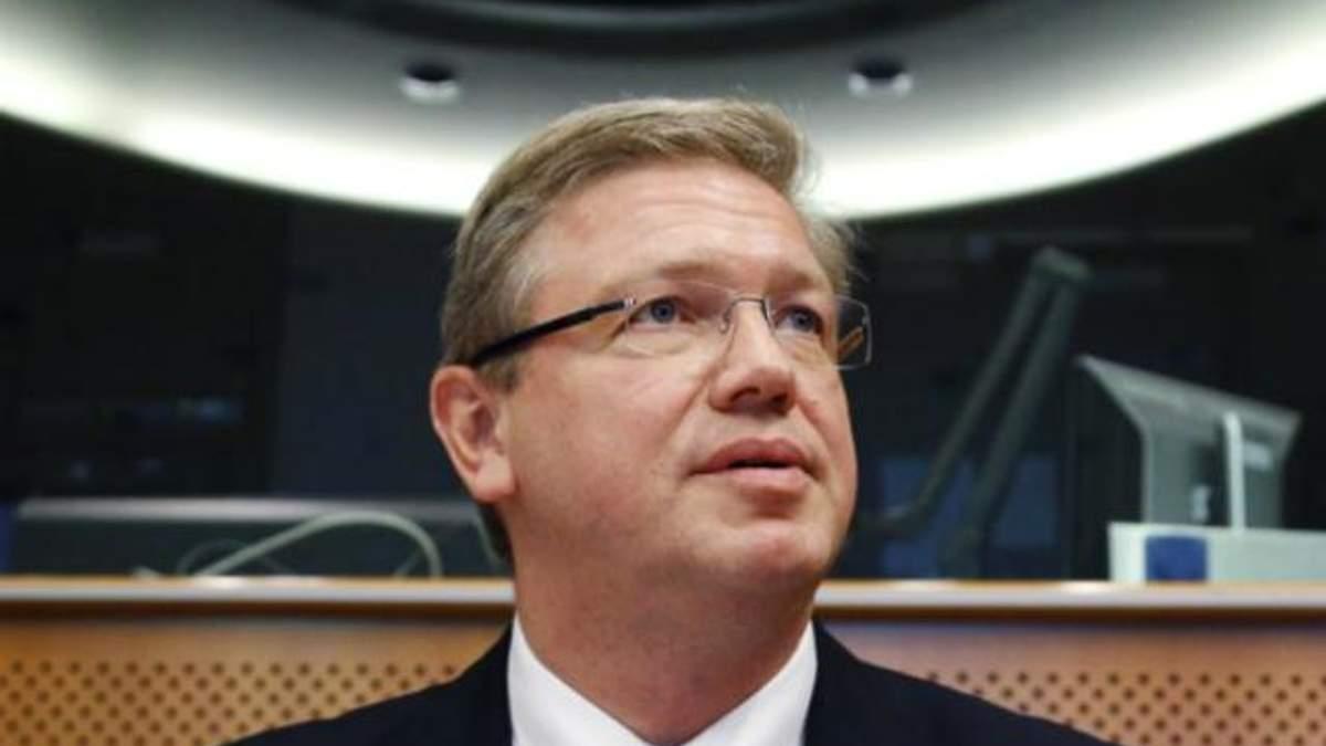 ЄС дуже сподівається на участь Януковича на саміті Східного партнерства, - Фюле