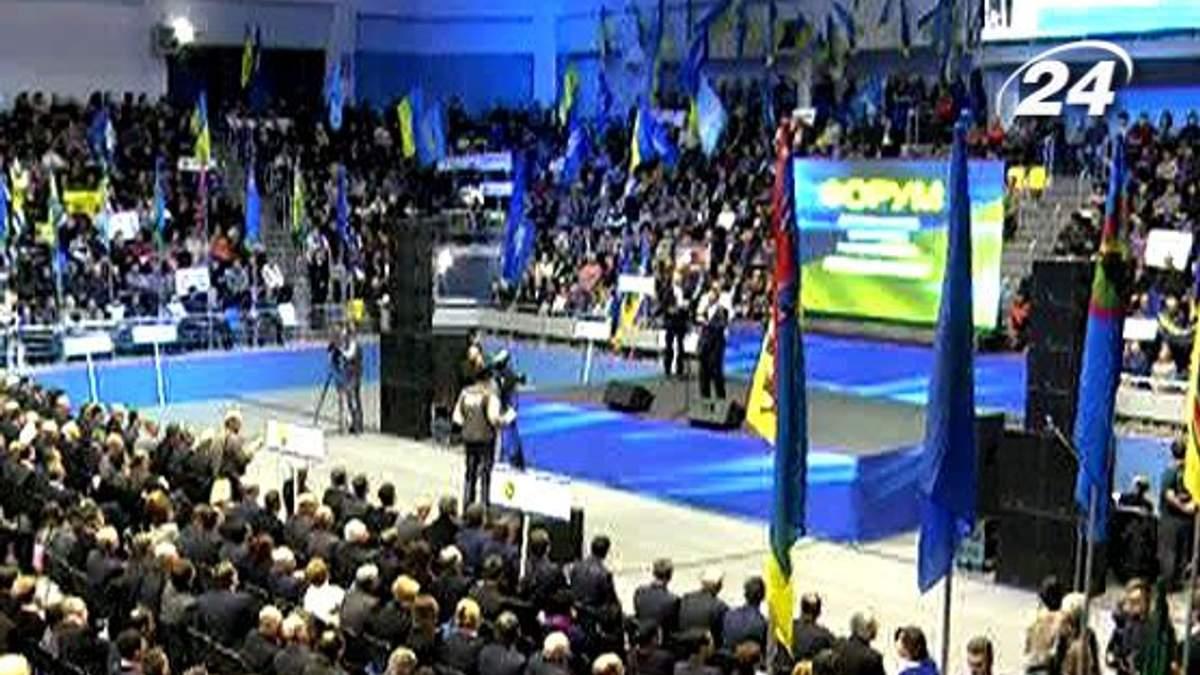 У Луганську на форум депутатів не пустили журналістів