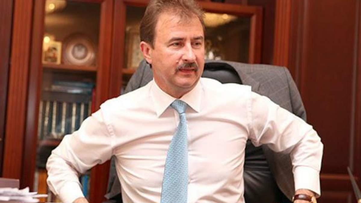 Партия регионов готовит законопроект об амнистии Попова и Сивковича