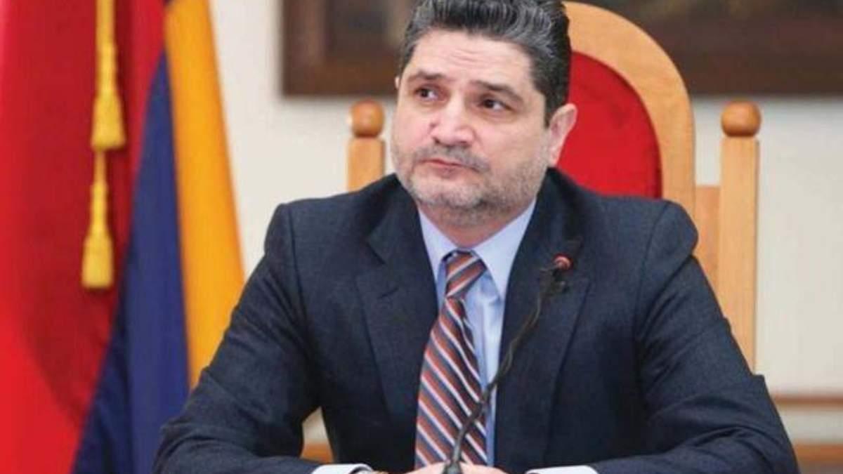 Вірменія хоче стати членом Митного союзу уже через півроку  - 28 грудня 2013 - Телеканал новин 24