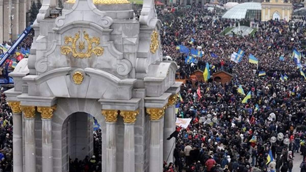 """Перші завдання у маніфесті Майдану: відставити уряд і ліквідувати """"Беркут"""""""