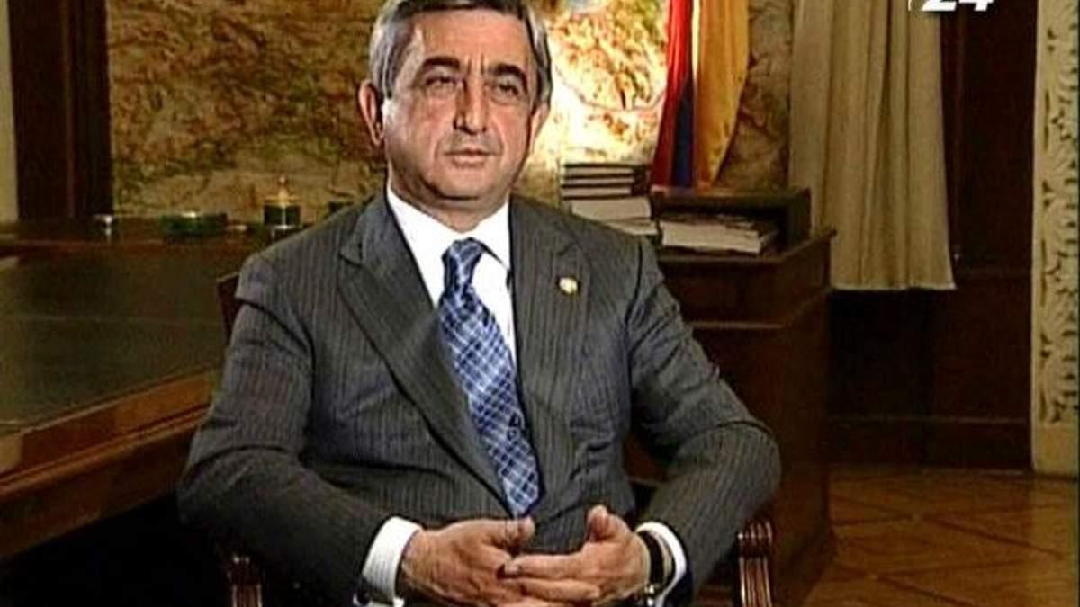 Вірменія сподівається стати повноправним членом Митного Союзу